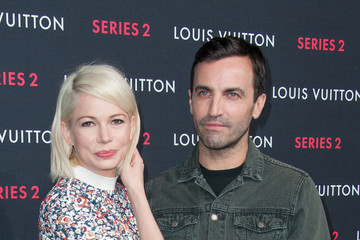 Michelle Williams Louis Vuitton 'Series 2' The Exhibition — Part 2