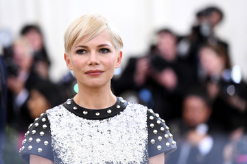 Michelle Williams Heavenly Bodies: Fashion & The Catholic Imagination Costume Institute Gala - Arrivals