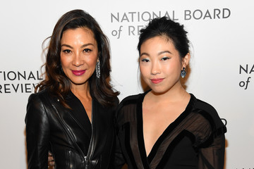 Michelle Yeoh Awkwafina 2019 National Board Of Review Gala