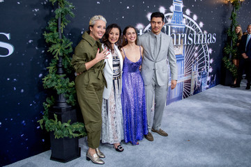 """Michelle Yeoh Henry Golding """"Last Christmas"""" New York Premiere"""