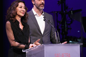 Michelle Yeoh SAG-AFTRA Foundation's 3rd Annual Patron of the Artists Awards
