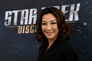 Michelle Yeoh Premiere of CBS's 'Star Trek: Discovery' - Arrivals