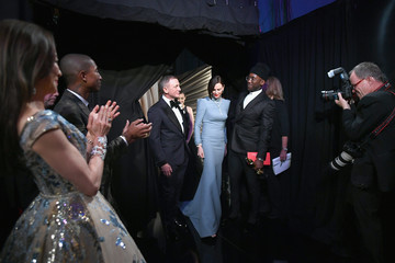 Michelle Yeoh 91st Annual Academy Awards - Backstage