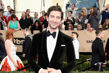 Michiel Huisman The 23rd Annual Screen Actors Guild Awards - Arrivals