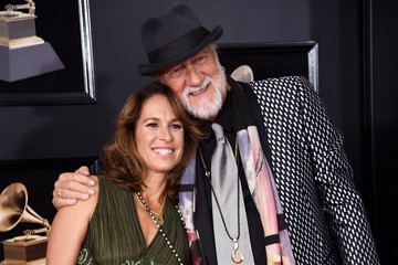 Mick Fleetwood 60th Annual GRAMMY Awards - Red Carpet