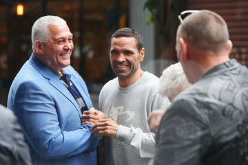 Mick Gatto Anthony Mundine v Charles Hatley - Press Conference