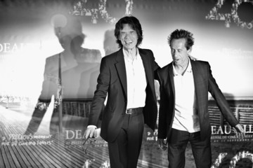 Mick Jagger 'Get On Up' Photocall - 40th Deauville American Film Festival
