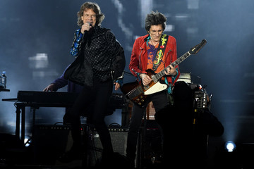 Mick Jagger The Rolling Stones Perform During the 'Stones - No Filter' Tour at the Esprit Arena in Duesseldorf