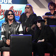 Mick Mars Press Conference With Mötley Crüe, Def Leppard And Poison Announcing 2020 Stadium Tour