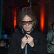 Mick Rock The Eighth Annual Brooklyn Artists Ball At The Brooklyn Museum