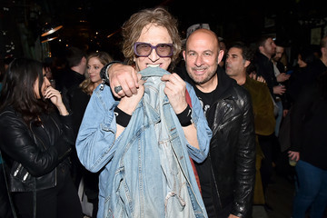 Mick Rock John Varvatos Bowery - Badflower Concert