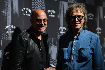 Mick Rock John Varvatos And Converse Celebrate Fashion Week And The Launch Of The Weapon