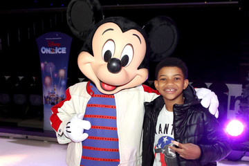 Mickey Mouse Disney On Ice Presents 'Dare To Dream' Celebrity Skating Party