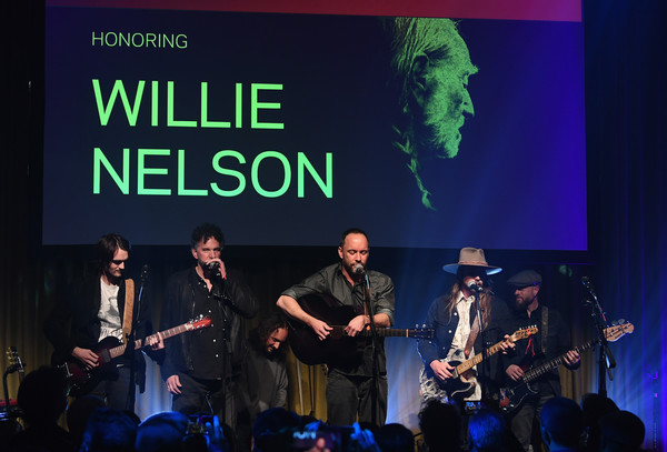 61st Annual GRAMMY Awards - Producers & Engineers Wing 12th Annual GRAMMY Week Event Honoring Willie Nelson