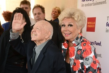 Mickey Rooney Arrivals at the Tony Awards Viewing Party