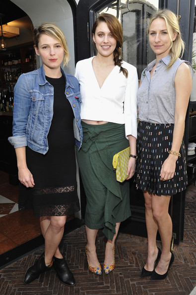 Lynn Hirschberg Celebrates W's It Girls With Lancome And Dom Perignon