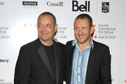 Jean-Pierre Jeunet and Dany Boon Photos Photo