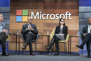 Amy Hood Satya Nadella Photos Photo