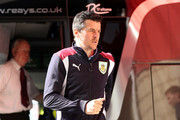 Joey Barton of Burnley arrives at the stadium prior to the Premier League match between Middlesbrough and Burnley at Riverside Stadium on April 8, 2017 in Middlesbrough, England.