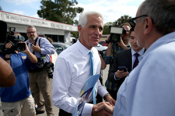 Charlie Crist Midterms Elections Held Across the US