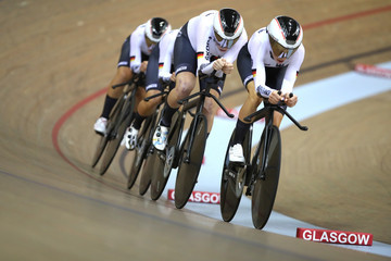 Mieke Kroger Track Cycling - European Championships Glasgow 2018: Day One
