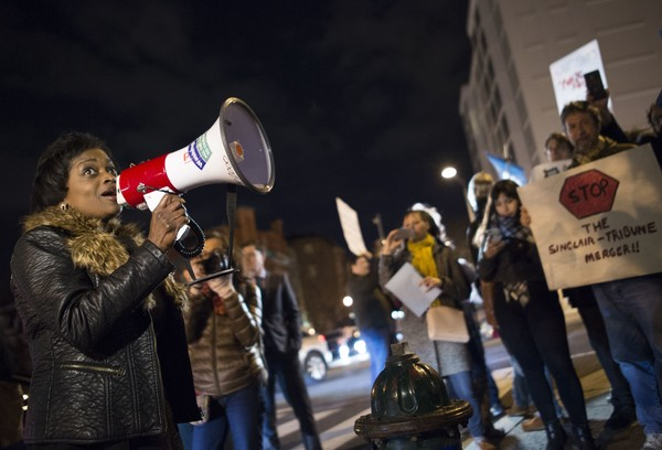 Activists Supporting Net Neutrality Hold Rallies Across U.S.