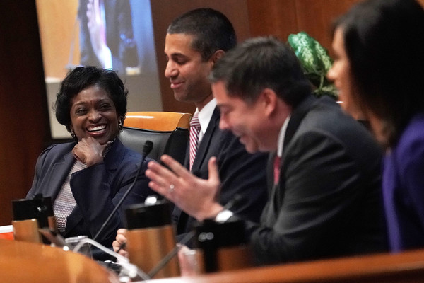 FCC Holds Vote on Repeal of Net Neutrality Rules