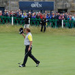 Miguel Angel Jimenez The Senior Open Championship - Day Four