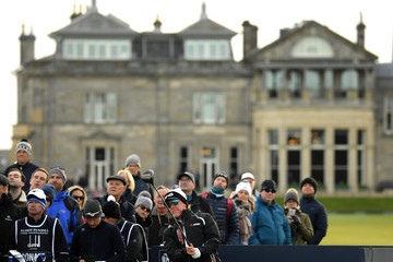 Miguel Angel Jimenez Alfred Dunhill Links Championship - Day Three