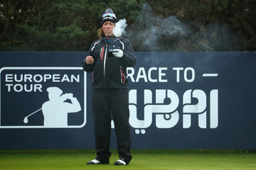 Miguel Angel Jimenez Alfred Dunhill Links Championship - Previews