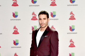 Miguel Angel Silvestre The 19th Annual Latin GRAMMY Awards  - Arrivals