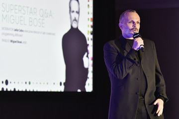 Miguel Bose Billboard Latin Conference 2017 - Day 2