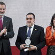 Miguel Carballeda Spanish Royals Deliver Accreditations On The 8th Promotion Of Honorary Ambassadors For 'Spain' Brand