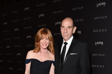Miguel Ferrer LACMA 2015 Art+Film Gala Honoring James Turrell and Alejandro G Inarritu, Presented by Gucci - Red Carpet