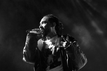 Miguel 2018 Coachella Valley Music And Arts Festival - Weekend 1 - Day 3