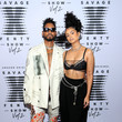 Miguel Rihanna's Savage X Fenty Show Vol. 2 presented by Amazon Prime Vide – Step and Repeat