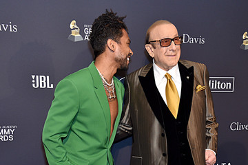 "Miguel Pre-GRAMMY Gala and GRAMMY Salute to Industry Icons Honoring Sean ""Diddy"" Combs - Arrivals"