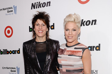 Mika El-Baz Arrivals at the Billboard's Women in Music Event