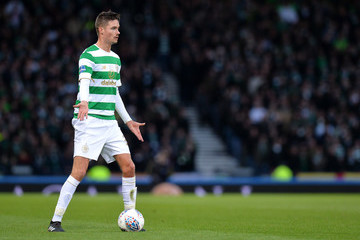 Mikael Lustig Celtic v Motherwell - Betfred League Cup Final