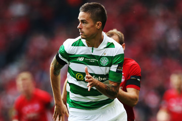 Mikael Lustig Celtic v Aberdeen - William Hill Scottish Cup Final