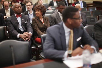 Mikael Moore House Ethics Committee Holds Hearing On Rep. Maxine Waters