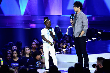 Mikaila Ulmer WE Day California - Inside