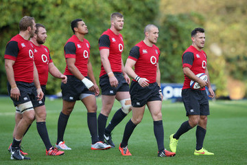 Mike Brown Danny Care England Media Access
