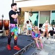 Mike C. Manning Cassie Scerbo Hosts 80's-Themed Birthday Fundraiser Benefiting Boo2Bullying