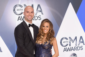 Mike Caussin 49th Annual CMA Awards - Arrivals
