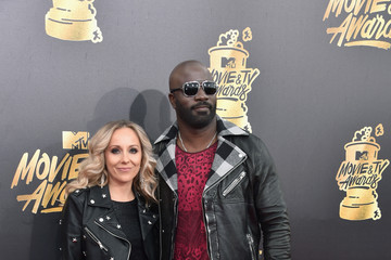 Mike Colter 2017 MTV Movie and TV Awards - Arrivals