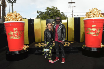 Mike Colter 2017 MTV Movie and TV Awards - Red Carpet