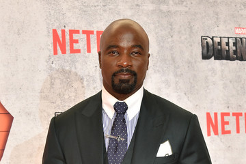 Mike Colter 'Marvel's The Defenders' New York Premiere - Arrivals
