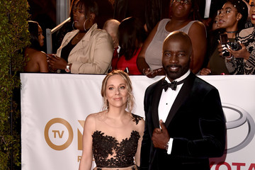 Mike Colter 49th NAACP Image Awards - Red Carpet