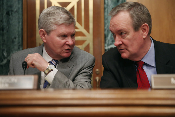 Senate Holds Hearing on Financial Stability